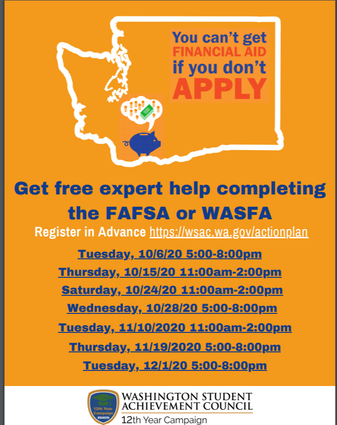 Additional FAFSA Information
