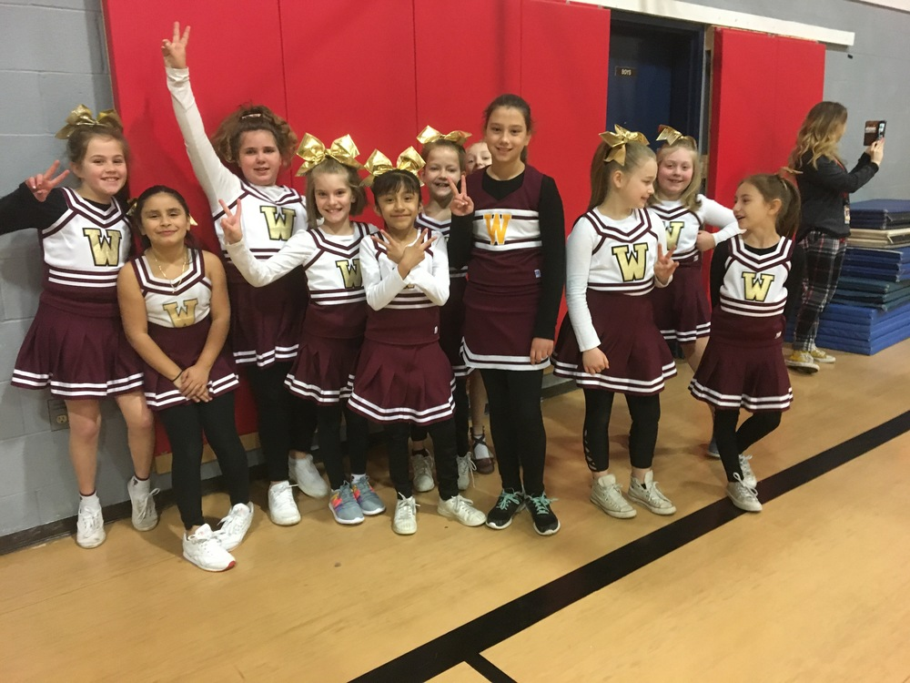 WMES Cheer Squad Performance