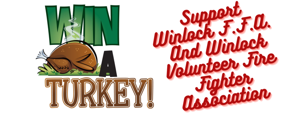 FFA Win a Turkey Raffle!  Support Your Fire Fighters