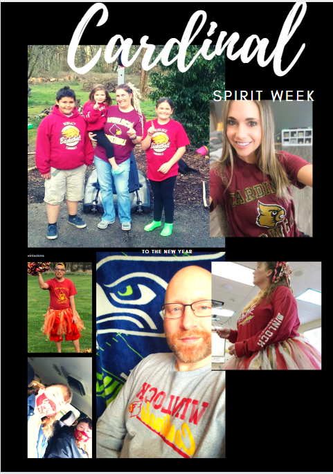 Virtual Winlock Spirit Week!