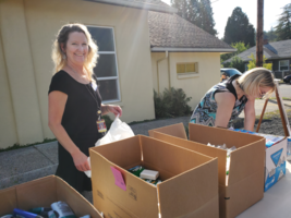 Winlock Clothing Bank Hosts Third Back-to-School Giveaway